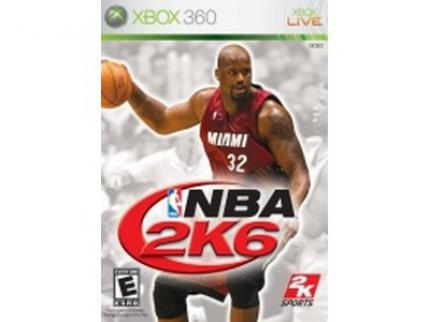 NBA 2K6: Releasedatum der Xbox 360-Version