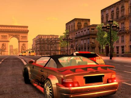 Paris Chase: Neue Screenshots