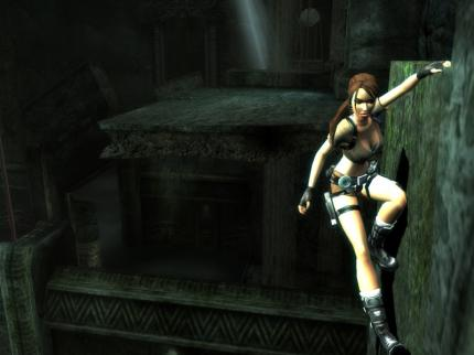 Tomb Raider: Legend: Lara-Update auf Version 1.2