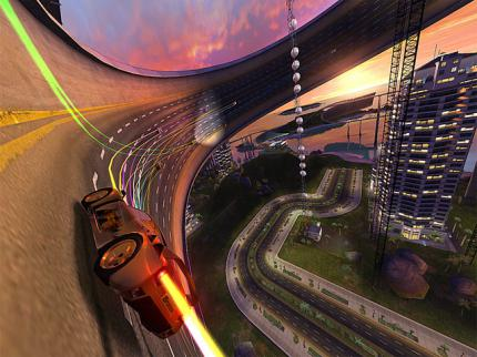 TrackMania Sunrise Extreme: Sammleredition mit duftendem Extra