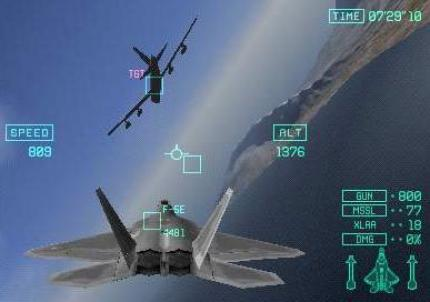Ace Combat X: Skies of Deception: Infos & Bilder zum PSP-Ableger
