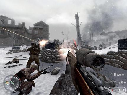 Call of Duty 2: PC-Patch angeblich fertig