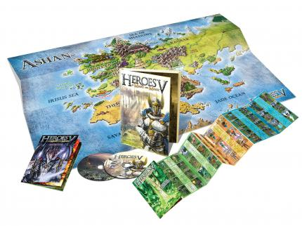 Heroes of Might and Magic V: Deluxe Edition erscheint im Mai