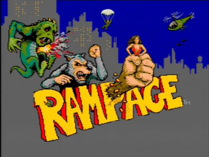 Rampage: Total Destruction