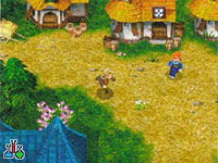 Final Fantasy III: Neue Screenshots