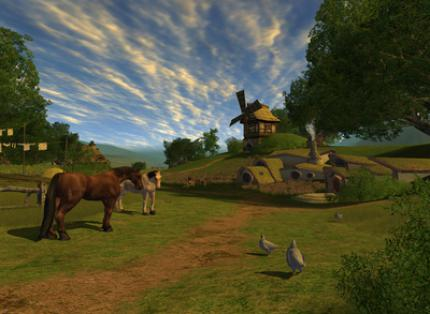 Lord of the Rings Online: Angriff auf World of Warcraft