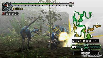 Monster Hunter Freedom: Neue Screens aufgetaucht