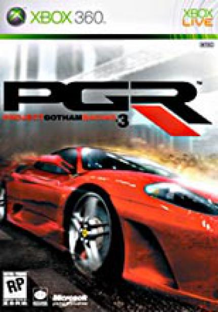 Project Gotham Racing 3: Update enthält Bugs