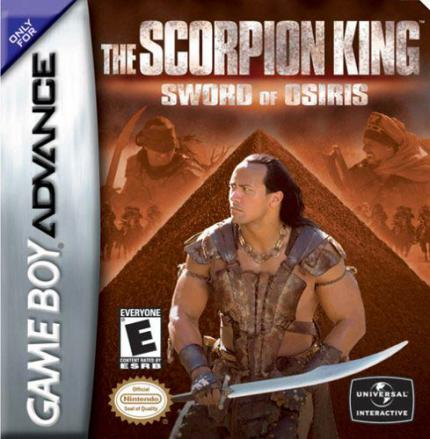 The Scorpion King - Schwert des Osiris: Fels in der Brandung - Leser-Test von sinfortuna