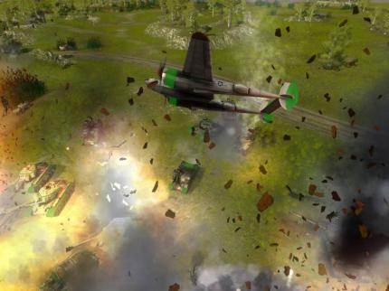 War Front: Turning Point: Explosive Screenshots und neuer Trailer