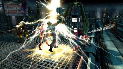 Marvel Ultimate Alliance: Internetauftritt geht online