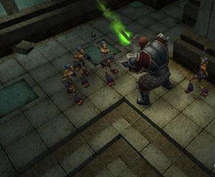 Dungeon Siege: Throne of Agony: Erste Screens zum PSP-Ableger