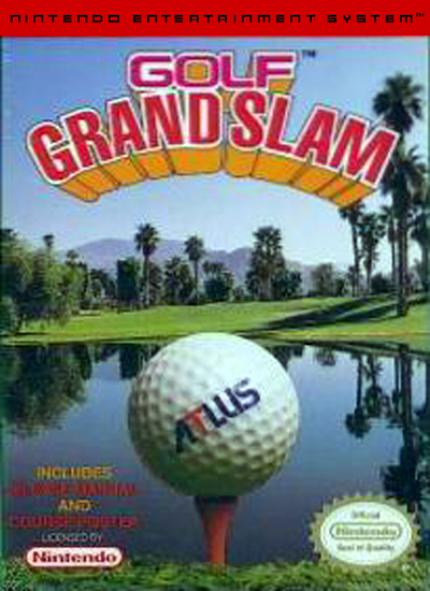 Golf Grand Slam: Braves Golfgame - Leser-Test von sinfortuna