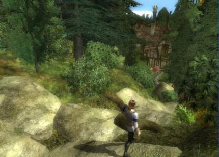 Hero's Journey: Start des MMORPG erst 2007