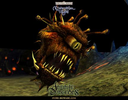 Neverwinter Nights: Infinite Dungeons Modul erschienen