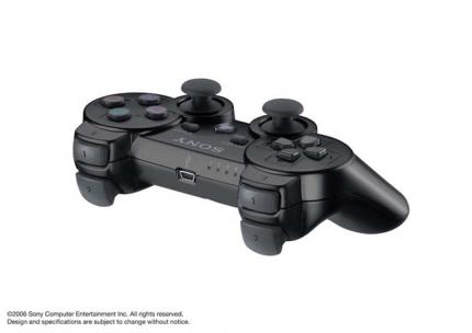 Playstation 3 Controller: Sixaxis mit Rumble noch 2007?