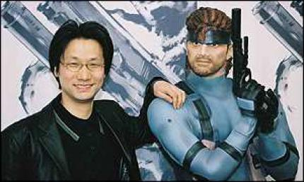 Metal Gear Solid 4: Interview mit Hideo Kojima