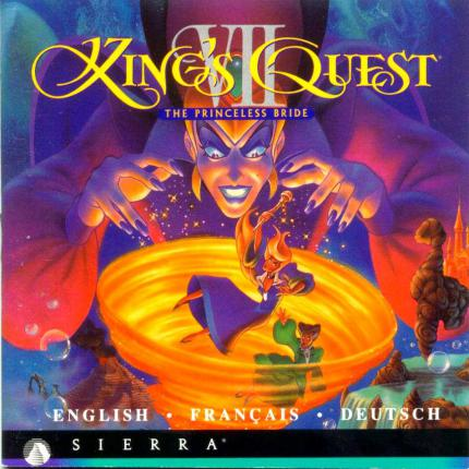 King's Quest 7: Die prinzlose Braut - The princeless bride - Leser-Test von tillitom