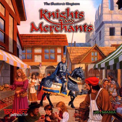 Knights and Merchants: The Shattered Kingdom - mittelalterliches Strategiespiel mit langwierigem Aufbau - Leser-Test von gesicht