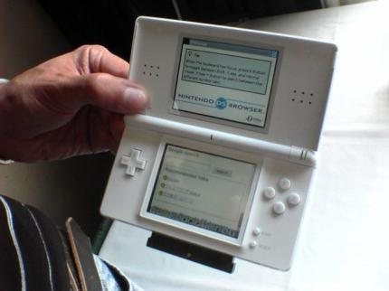 Nintendo DS: Digital Arts liefert Browser-Schutz
