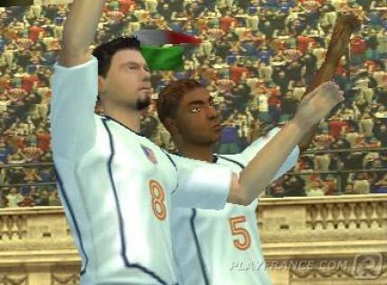 World Tour Soccer 06: Video & Screenshots vom grünen Rasen