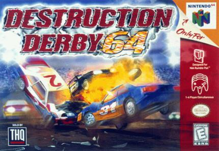 Destruction Derby 64: Crash!!! - Leser-Test von Luigi