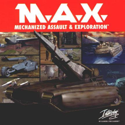 M.A.X.: Mechanised Assault & Exploration - M.A.X.imale strategische Planung - Leser-Test von schwarzweisz