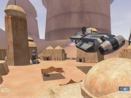 Star Wars Galaxies: ...kommt bald in einer Compilation