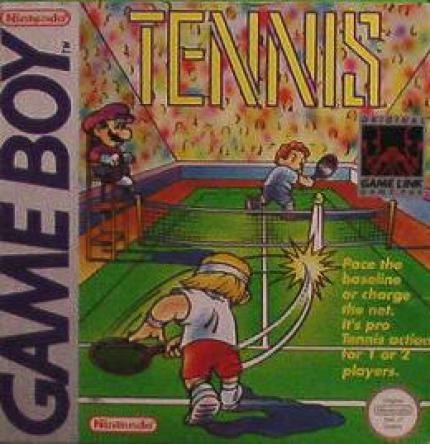 Tennis: Best Gameboy-Game ever! - Leser-Test von fabomat