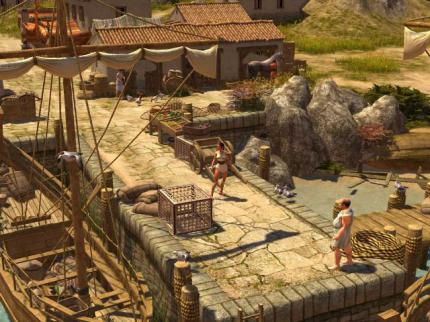 Titan Quest: Patch 1.15 ist live