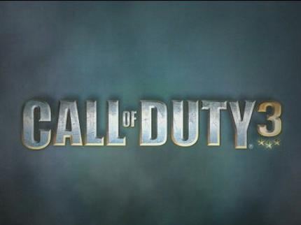 Call of Duty 3: PS3 und XBOX 360 Screenshots