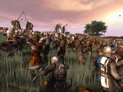 Medieval 2: Total War: Screenshots zur Landschaftsdarstellung