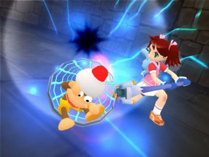 Ape Escape Racer: Zwei neue Screenshots