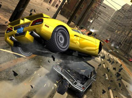 Electronic Arts: Burnout 5 & Road Rash in Planung?