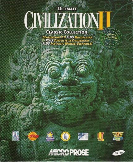 Ultimate Civilization 2 Classic Collection: Civilization 2 ist Kult - Leser-Test von agony