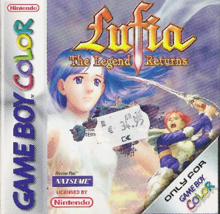 Lufia: The Legend Returns - Innovativ oder langweilig? - Leser-Test von Corlagon