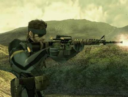 Metal Gear Solid: Portable Ops: Neue Screenshots