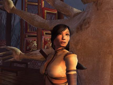Jade Empire PC: Publsiher gefunden; Release in 01/07