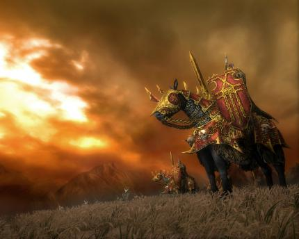 Warhammer: Mark of Chaos: Neuer Trailer erschienen