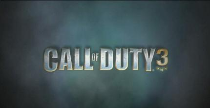 Call of Duty 3: Neuer Trailer erschienen