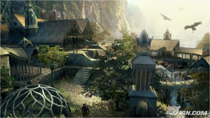 LotR - The White Council: Neue Artworks erschienen