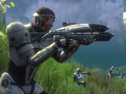 Mass Effect: Neue Screenshots erschienen