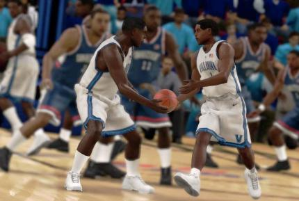 NBA 2K7: Neue Screenshots