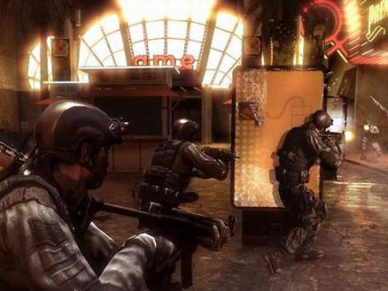 Rainbow Six: Vegas: Multiplayer Coop-Trailer