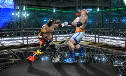 Virtua Fighter 5: Trailerpack & Screenshots