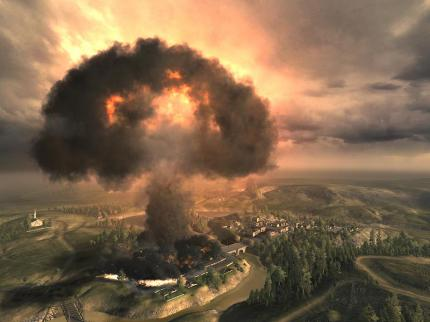 World in Conflict: Hochexplosives Bildmaterial