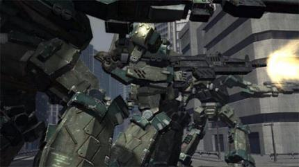 Armored Core 4: Trailer erschienen