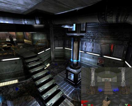 DOOM 3 - Classic DOOM: Finale Version 1.1 des Mods erschienen