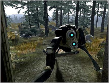 Half-Life 2: Episode Two: Weiteres Ingame-Movie zum Download