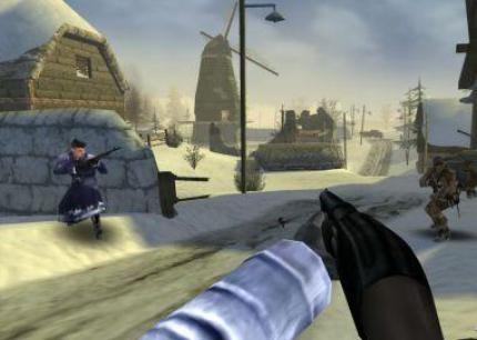 Medal of Honor: Heroes: Screens &Trailer zum mobilen Shooter